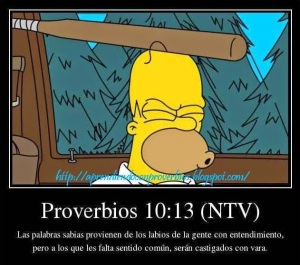proverbios 10 13