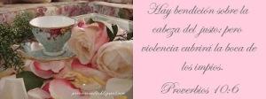 proverbios 10 6