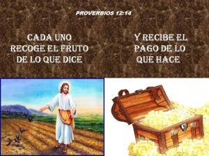 proverbios 12 14