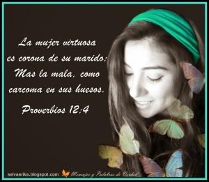 proverbios 12 4