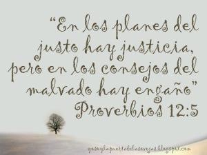 proverbios 12 5