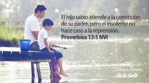 proverbios 13 1