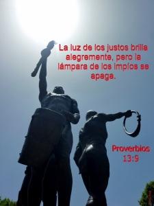 proverbios 13 9