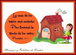 proverbios 14 11