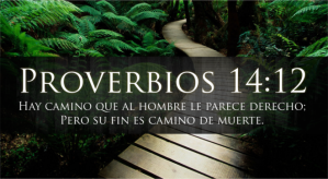proverbios 14 12