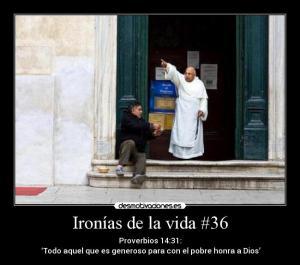 proverbios 14 31