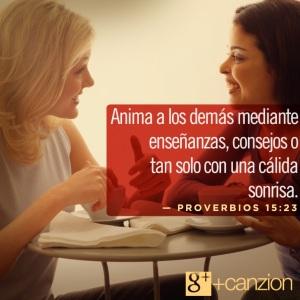 proverbios 15 23a
