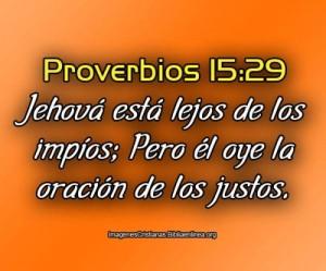 proverbios 15 29