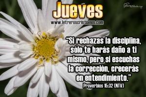proverbios 15 32