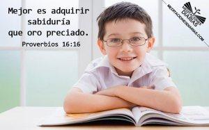 proverbios 16 16