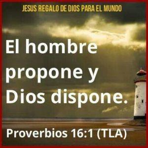 proverbios 16 1a