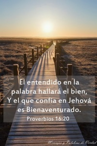 proverbios 16 20a