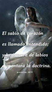 proverbios 16 21