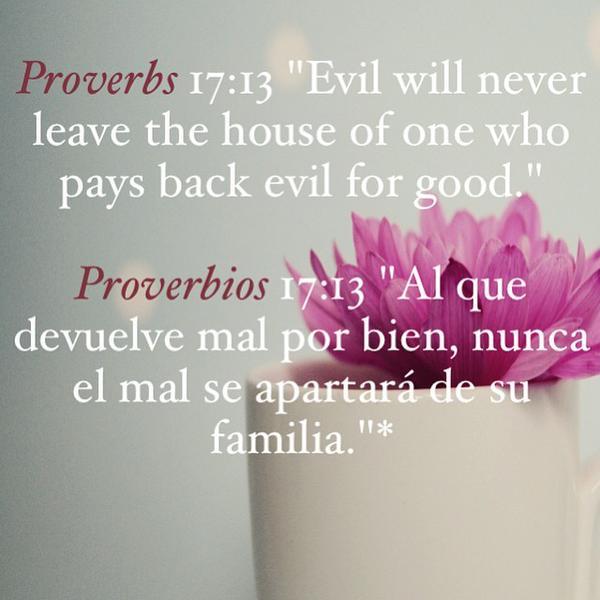 Proverbios 17 ministerio del buen discernimiento for Ministerio del interior en ingles