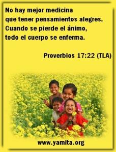 proverbios 17 22