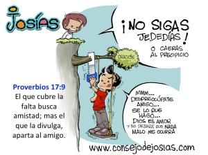 proverbios 17 9