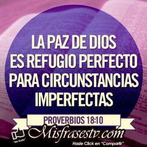 proverbios 18 10a