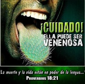 proverbios 18 21a