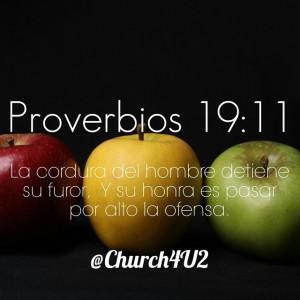 proverbios 19 11