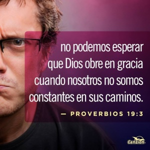 proverbios 19 3
