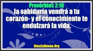proverbios 2 10