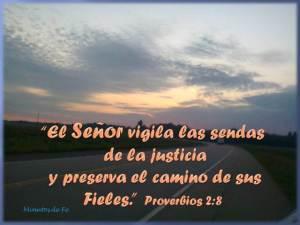 proverbios 2 8