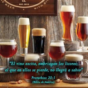 proverbios 20 1
