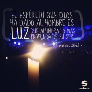 proverbios 20 27