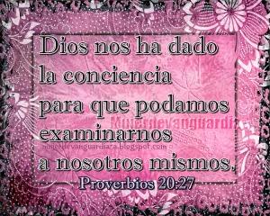 proverbios 20 27a