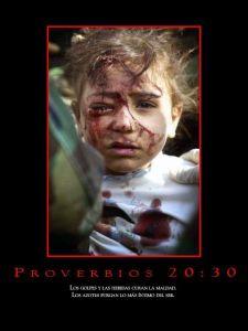 proverbios 20 30