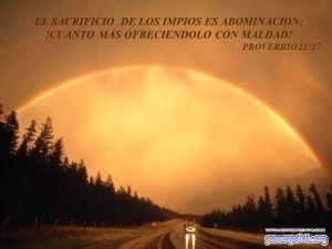 proverbios 21 27