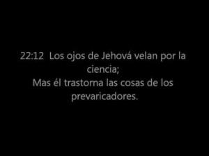 proverbios 22 12