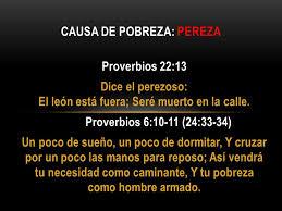 proverbios 22 13