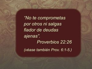 proverbios 22 26