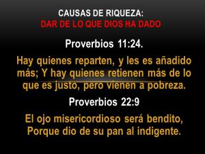 proverbios 22 9