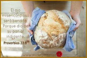 proverbios 22 9a