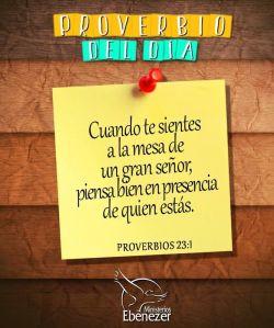 proverbios 23 1
