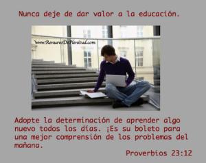 proverbios 23 12