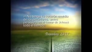 proverbios 23 17