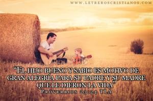 proverbios 23 24