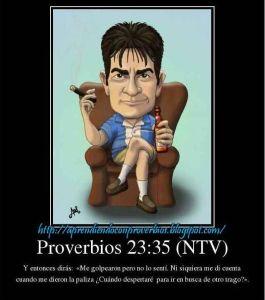 proverbios 23 35