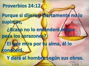 proverbios 24 12