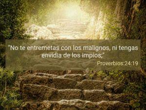 proverbios 24 19