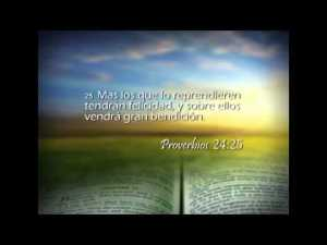proverbios 24 25