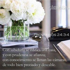 proverbios 24 3-4