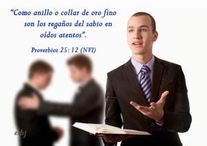 proverbios 25 12