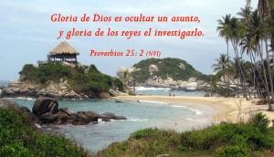 proverbios 25 2