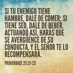 proverbios 25 21