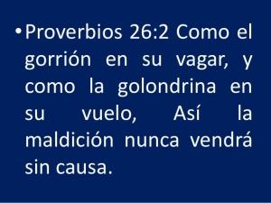 proverbios 26 2