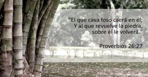 proverbios 26 27